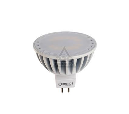 Лампа светодиодная КОСМОС LED MR16 3.5Вт 12В GU5.3 4500K