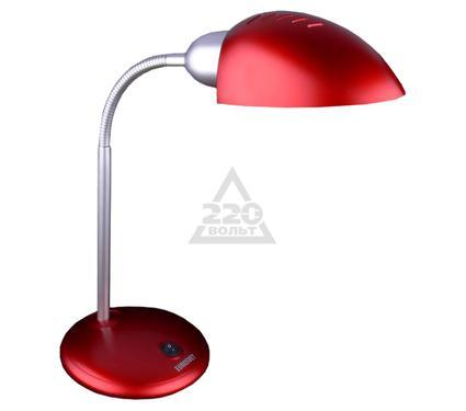 Лампа настольная EUROSVET 1926 Красная