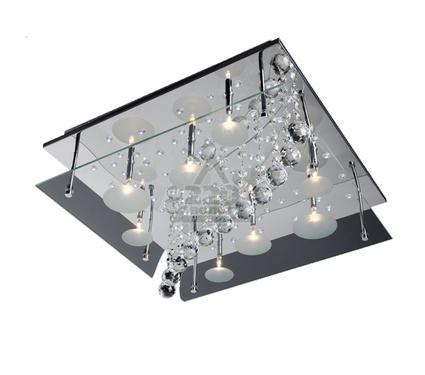 Светильник настенно-потолочный EUROSVET 5397/8  хром