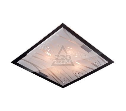 Светильник настенно-потолочный EUROSVET 7107/4  хром
