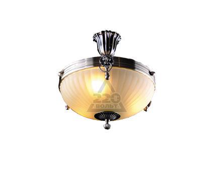 Светильник настенно-потолочный EUROSVET 89247/3  античная бронза