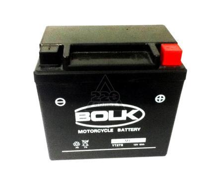 Аккумулятор BOLK YTX12-BS