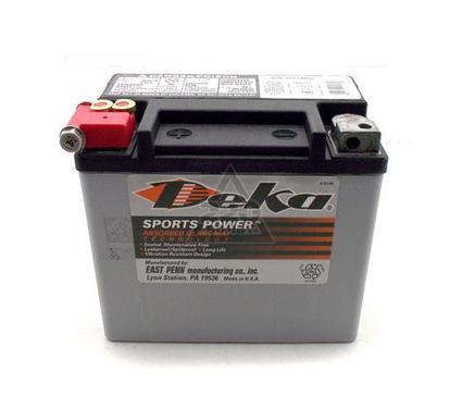 Аккумулятор DEKA ETX 15L