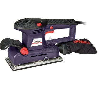 Машинка шлифовальная плоская (вибрационная) SPARKY MP 450E