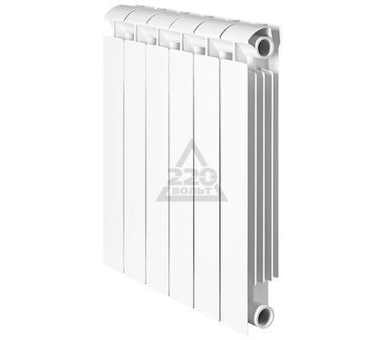 Радиатор отопления биметаллический GLOBAL STYLE EXTRA NEW  350 x 6