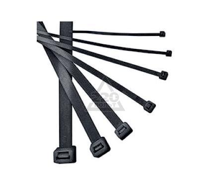 Хомут IEK 3,6х300 мм.  нейлон черные (100шт)