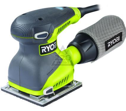 Машинка шлифовальная плоская (вибрационная) RYOBI EOS2410NHG