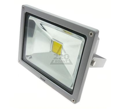Прожектор светодиодный UNIEL ULF-S01-20W/WW