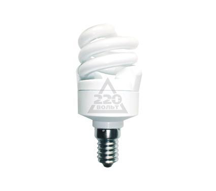 Лампа энергосберегающая ЭРА F-SP-7-827-E14