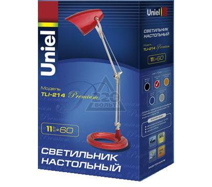 Лампа настольная UNIEL TLI-214 Red