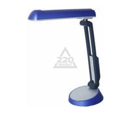 Лампа настольная UNIEL TTL-006 Silver blue