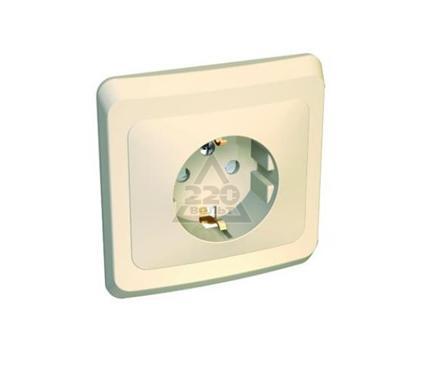 Розетка SCHNEIDER ELECTRIC PC16-004k Этюд