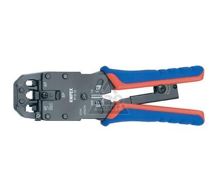 Кримпер для обжима проводов KNIPEX 97 51 12