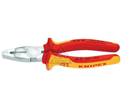 Пассатижи KNIPEX 01 06 190