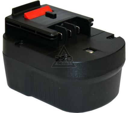 Аккумулятор ПРАКТИКА 774-306 12.0В 1.5Ач NiCd для B&D