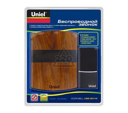 Звонок UNIEL UDB-001W-R1T1-32S-100M-MB