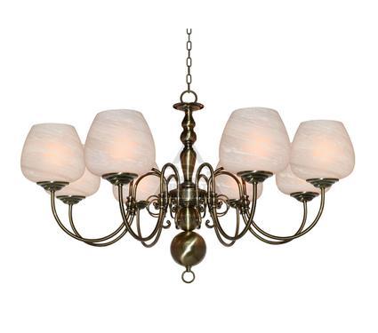 Люстра ARTE LAMP FLEMISH A1040LM-8AB