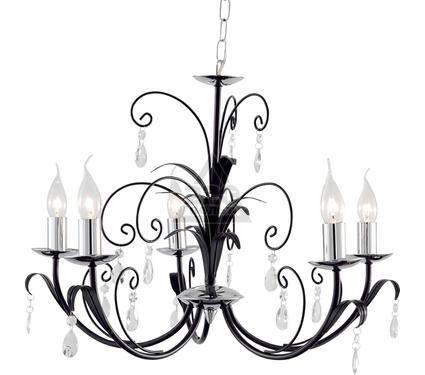 Люстра ARTE LAMP ROMANA A1742LM-5B