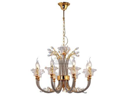 Люстра ARTE LAMP GEORGEOUS A8223LM-8GO