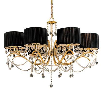Люстра ARTE LAMP COURTNEYA3810LM-8GO