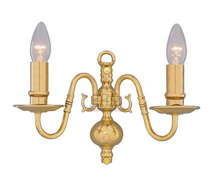 Бра ARTE LAMP FLEMISH A1019AP-2PB