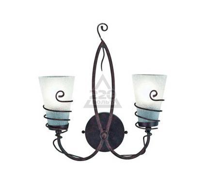 Бра ARTE LAMP SPIRAL A9051AP-2BR