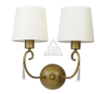 Бра ARTE LAMP CAROLINA A9239AP-2BR