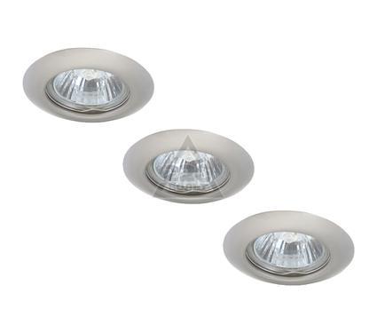 Светильник встраиваемый ARTE LAMP PRAKTISCH A1203PL-3SS