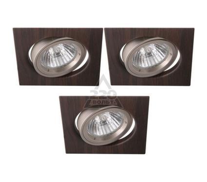 Светильник встраиваемый ARTE LAMP ECLIPSE A2206PL-3BR