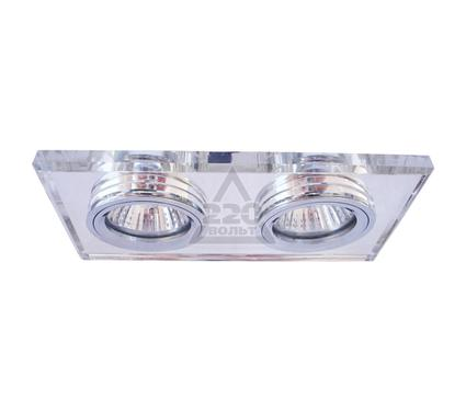Светильник встраиваемый ARTE LAMP COOL ICE A5956PL-2CC