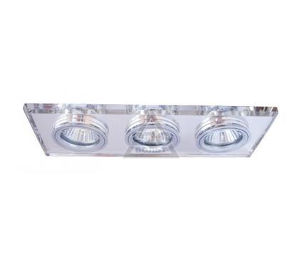 Светильник встраиваемый ARTE LAMP ICE A5956PL-3CC