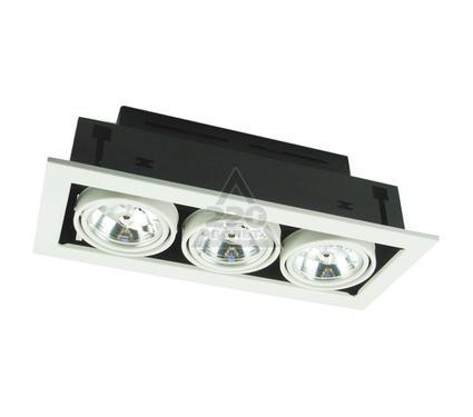 Светильник встраиваемый ARTE LAMP TECHNIKA A5930PL-3WH