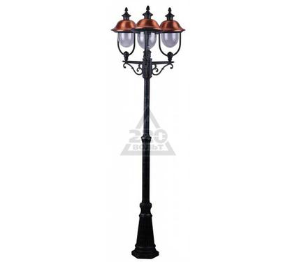 Светильник уличный ARTE LAMP BARCELONA A1486PA-3BK