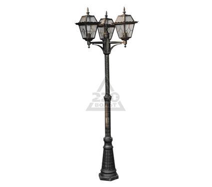 Светильник уличный ARTE LAMP PARIS A1357PA-3BS