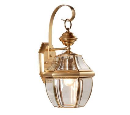 Светильник уличный настенный ARTE LAMP VITRAGE A7823AL-1AB
