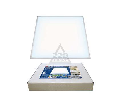 Светильник UNIEL ULP-6060-36/DW PROM SILVER