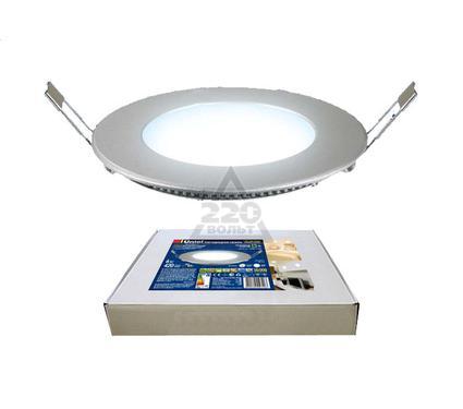 Светильник UNIEL ULP-R120-06/DW SILVER