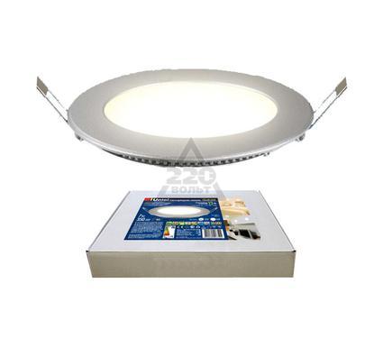 Светильник UNIEL ULP-R150-07/WW SILVER