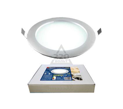 Светильник UNIEL ULP-R180-10/NW SILVER