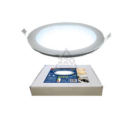 Светильник UNIEL ULP-R240-18/WW SILVER
