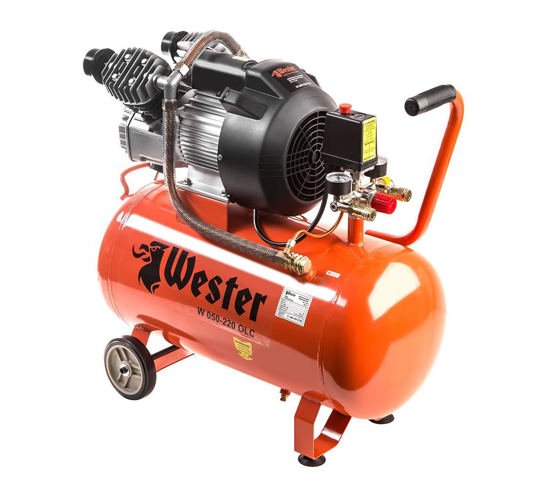 Компрессор WESTER W 050--220 OLC