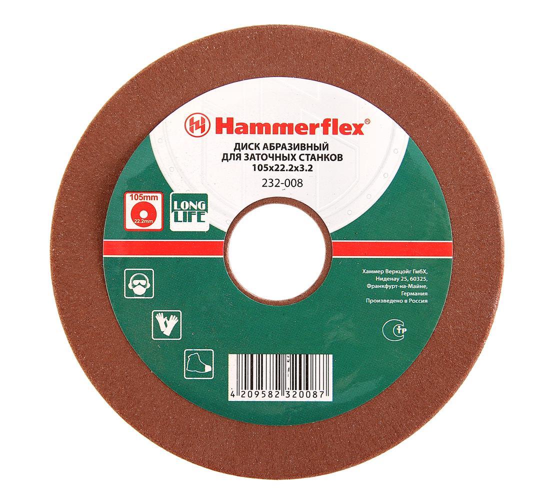 Круг заточной HAMMER 232-008