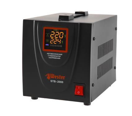 Стабилизатор напряжения WESTER STB-2000