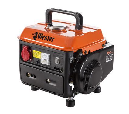 Бензиновый генератор WESTER GNB800