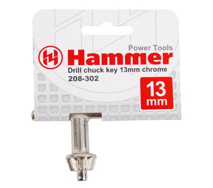 Ключ HAMMER 208-302 13MM  для патрона 13 мм
