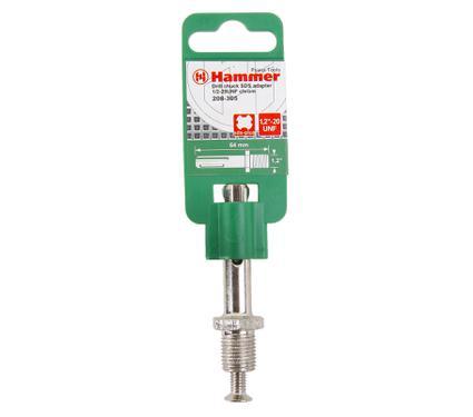 """Переходник HAMMER 208-305 adapter 1/2-20UNF  SDS+ -> патрон 1/2"""""""