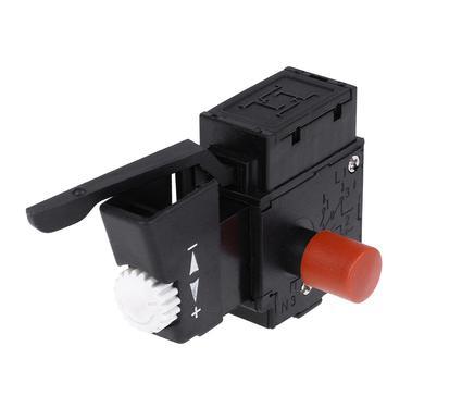 Выключатель HAMMER A02-02 (4)А 250V 5E4