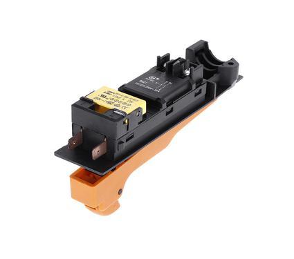 Выключатель HAMMER E01-03 (12)A 250V 5E4