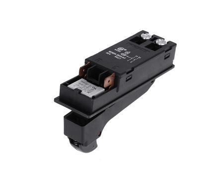 Выключатель HAMMER E01-04 (10)A 250V 5E4