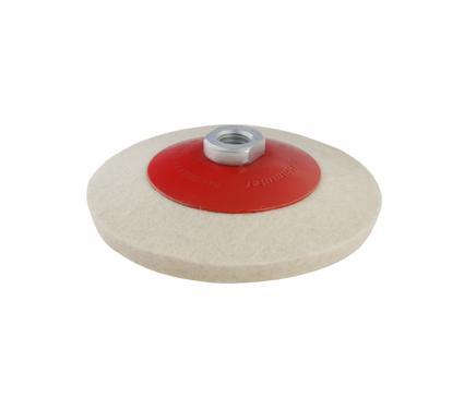 Круг полировальный HAMMER 227-024 PD M14 FL 125 x 2 мм